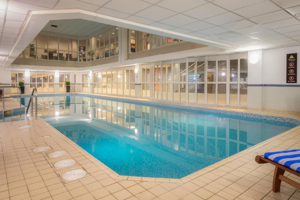 The swimming pool at or near Best Western Plus The Quays Hotel Sheffield