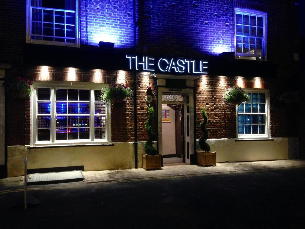 The Castle - Laterooms
