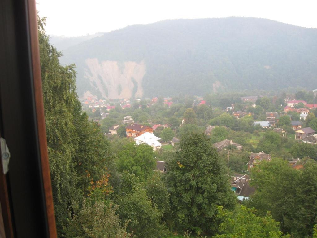 A bird's-eye view of Gutsulochka Apartment