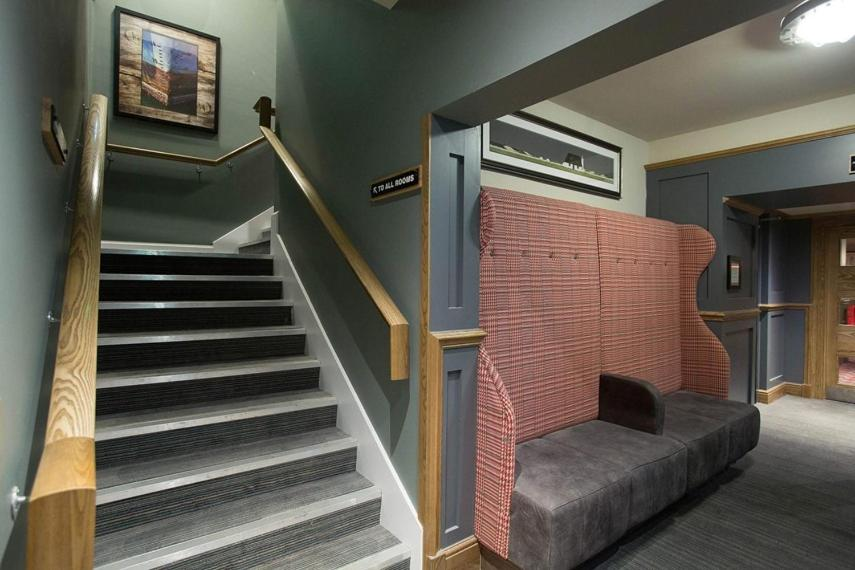 Jolly's Hotel - Laterooms