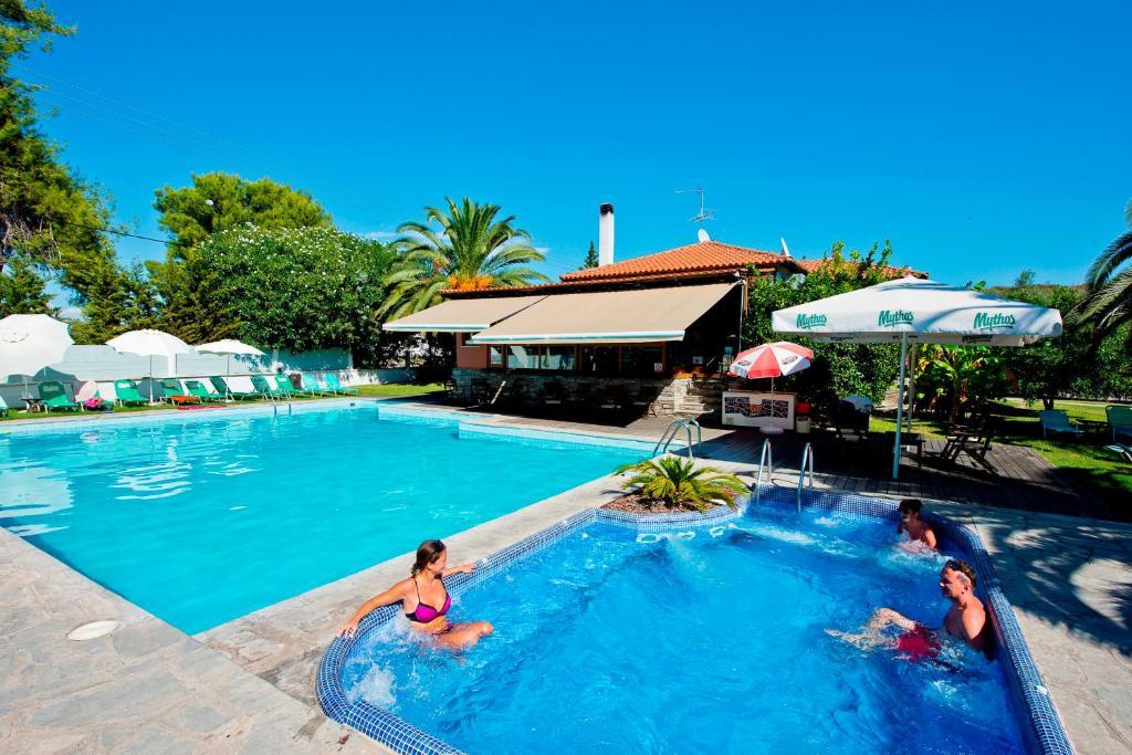 Hotel Hanioti Village Spa Hanioti, Greece