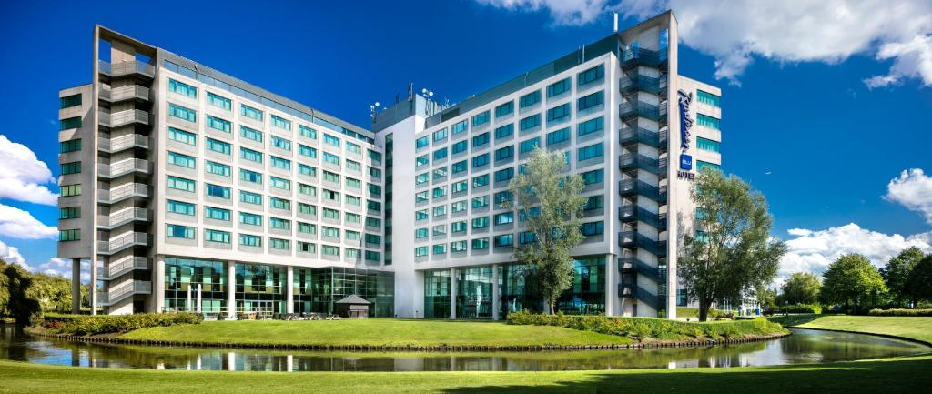 Radisson BLU Hotel Amsterdam Airport - Laterooms