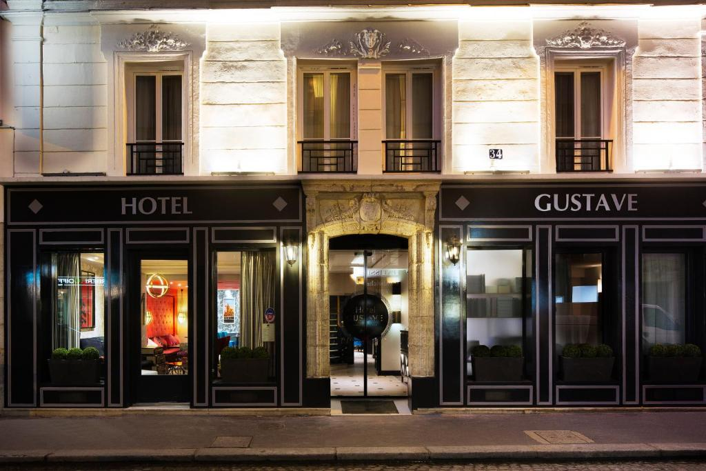 Hotel Gustave - Laterooms