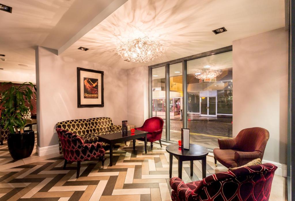 Mercure Darlington Kings Hotel - Laterooms
