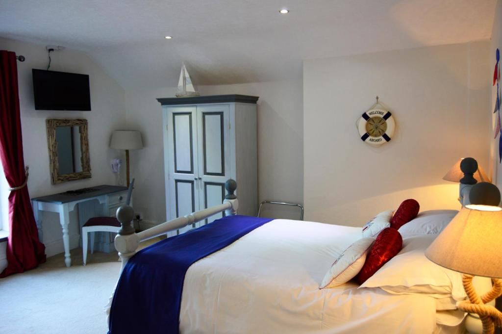 Hotel Rudyard - Laterooms