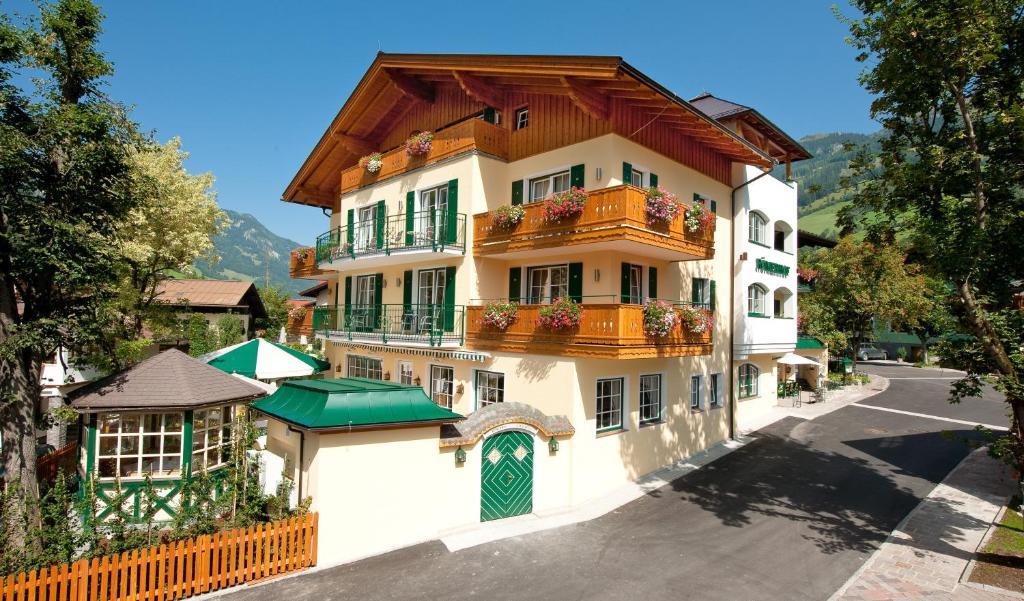Landhotel Romerhof Dorfgastein, Austria