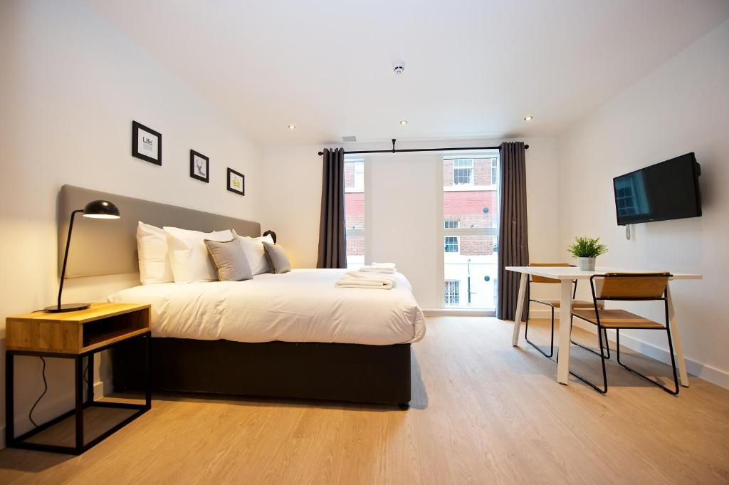 Staycity Aparthotels Newhall Square - Laterooms