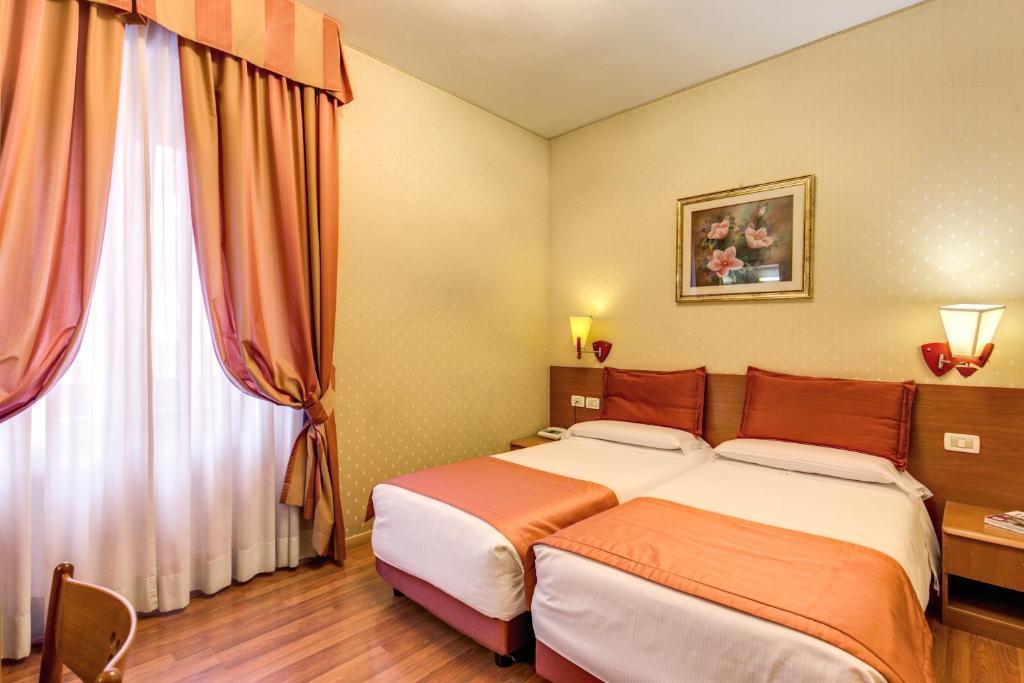 Flower Garden Hotel Rome, Italy