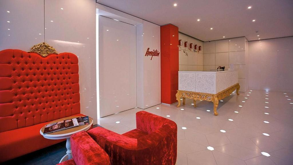 Graffit Gallery Hotel - Laterooms