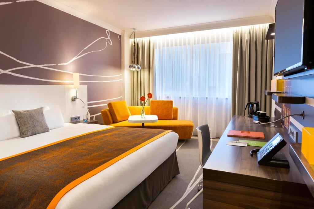 Holiday Inn AMSTERDAM - Laterooms