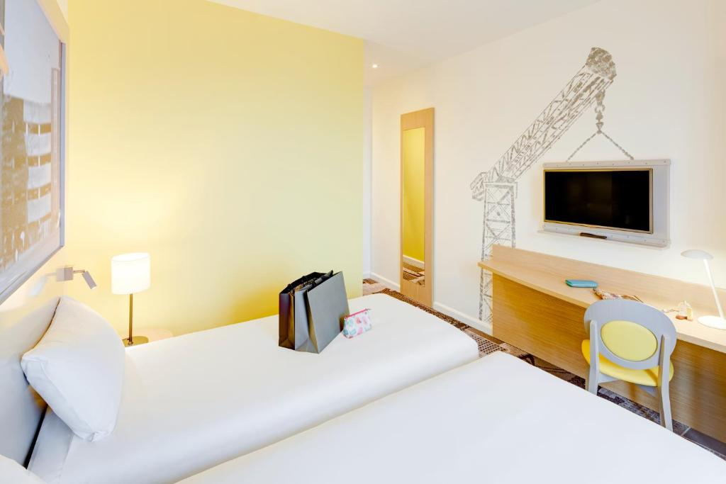 ibis Styles Glasgow Centre George Square - Laterooms