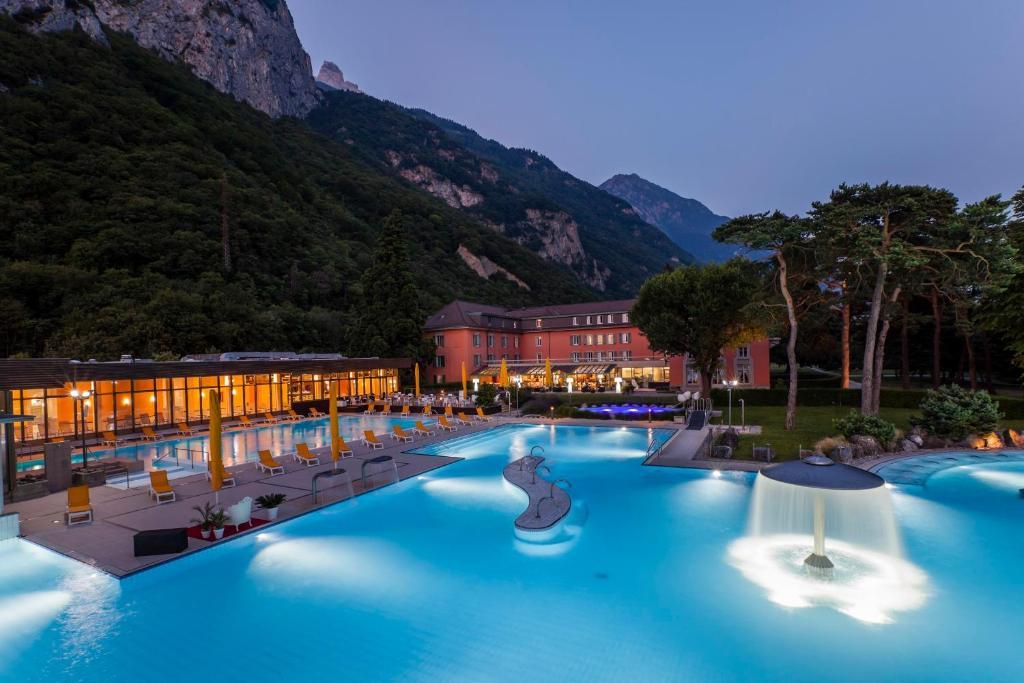 Piscina di Grand Hotel des Bains o nelle vicinanze