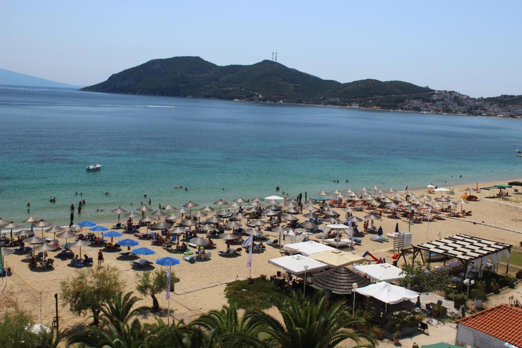 Vournelis Beach Hotel and Spa Iraklitsa, Greece