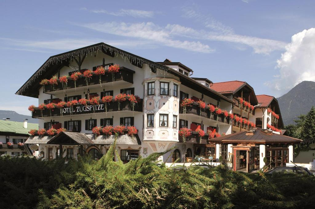 Hotel Zugspitze - Laterooms