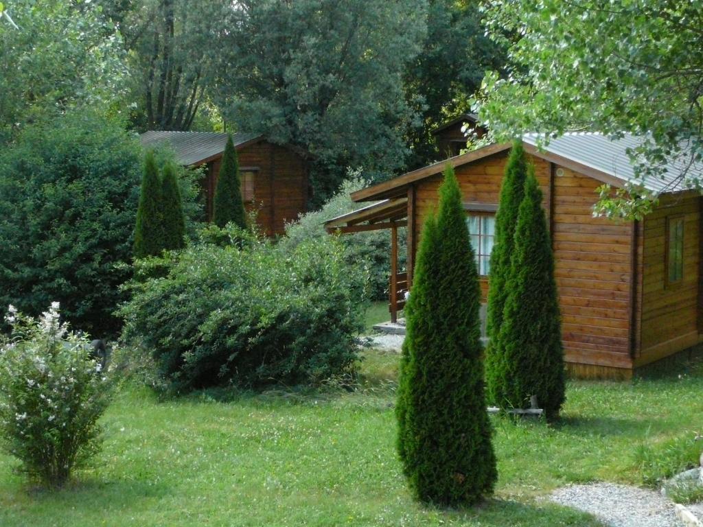 A garden outside La Valière