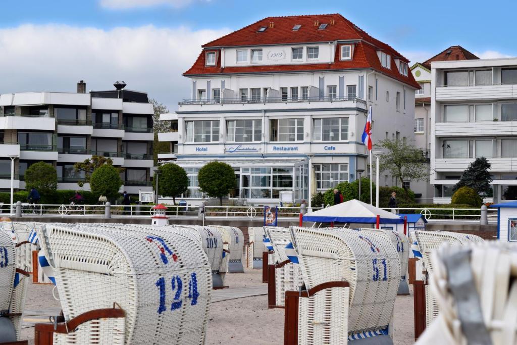 Hotel Strandschlosschen Travemunde, Germany