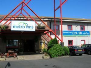 Metro Inns Teesside - Laterooms
