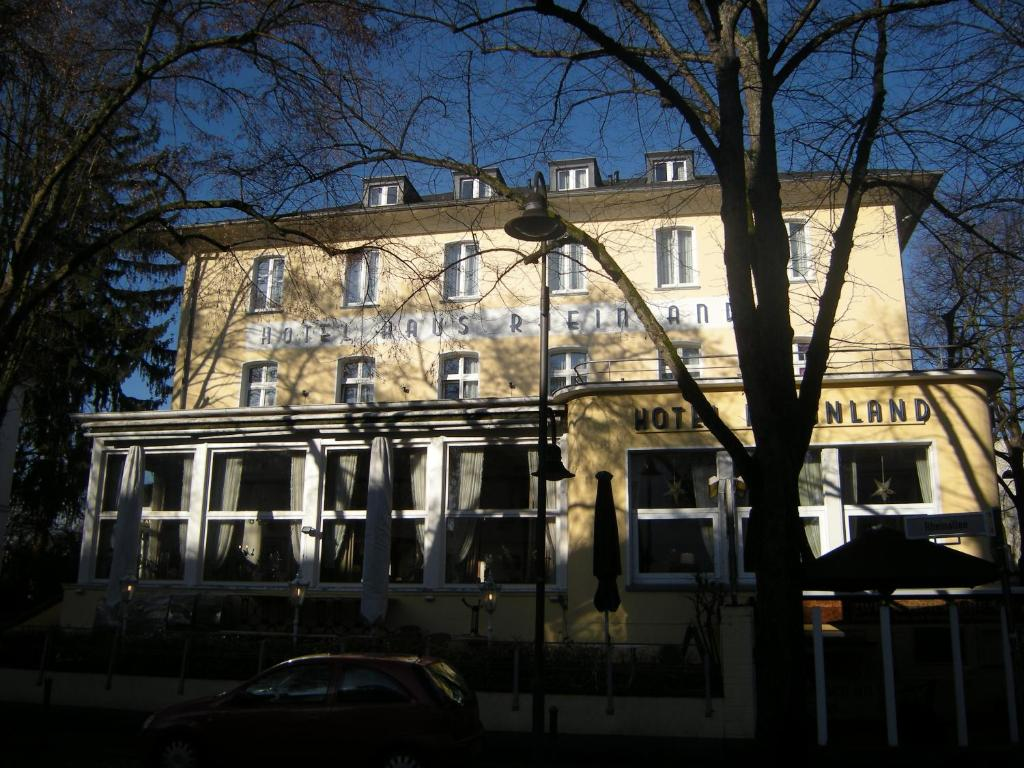 Hotel Rheinland Bonn - Bad Godesberg Bonn, Germany