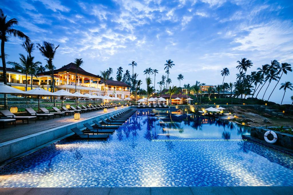 The swimming pool at or near Anantara Peace Haven Tangalle Resort - Level 1 Certified