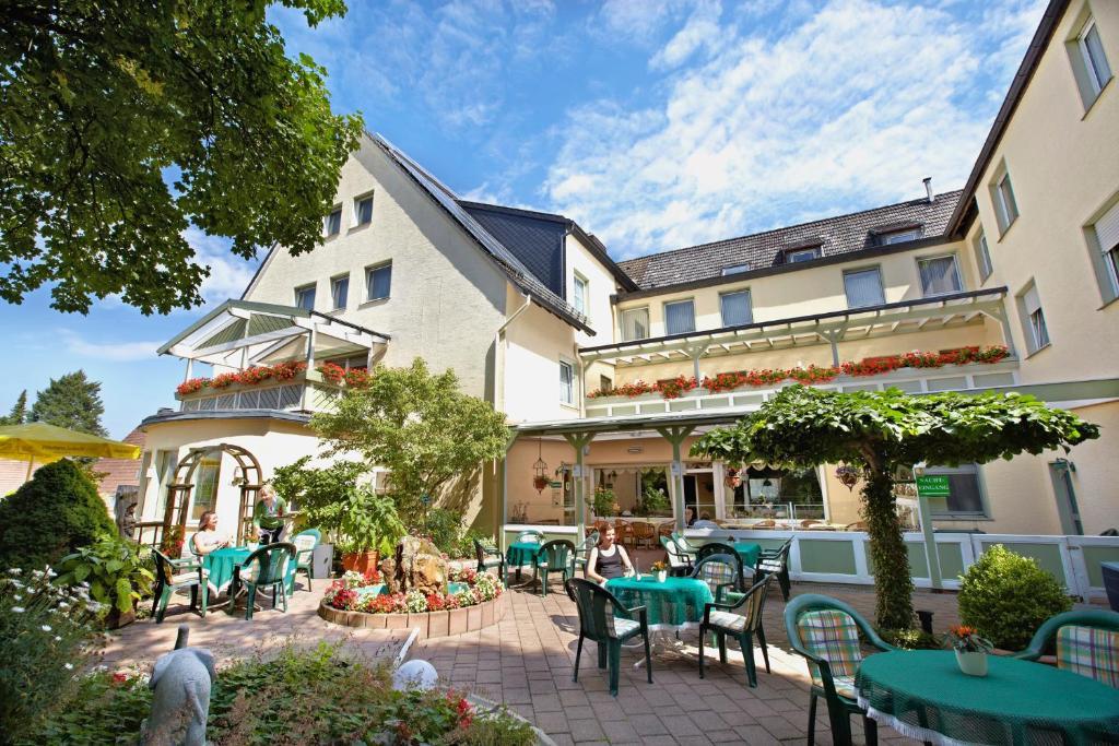 Ресторан / где поесть в Hotel Lindenhof