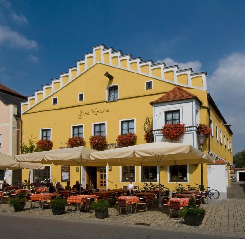 Hotel Zur Krone Beilngries, Germany