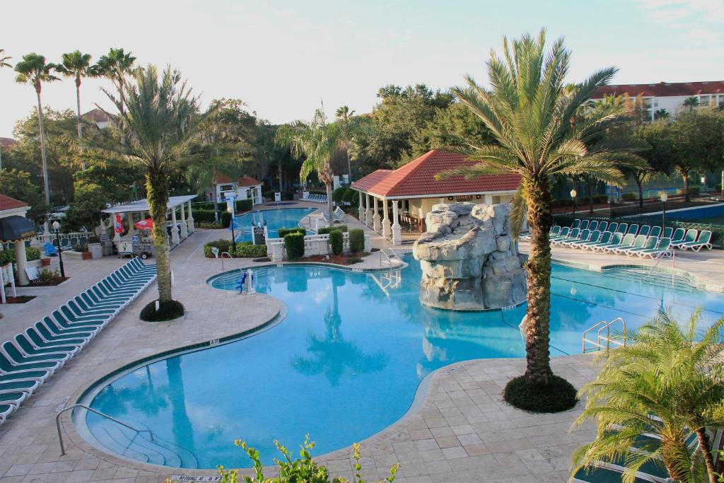 The swimming pool at or near Star Island Resort and Club - Near Disney