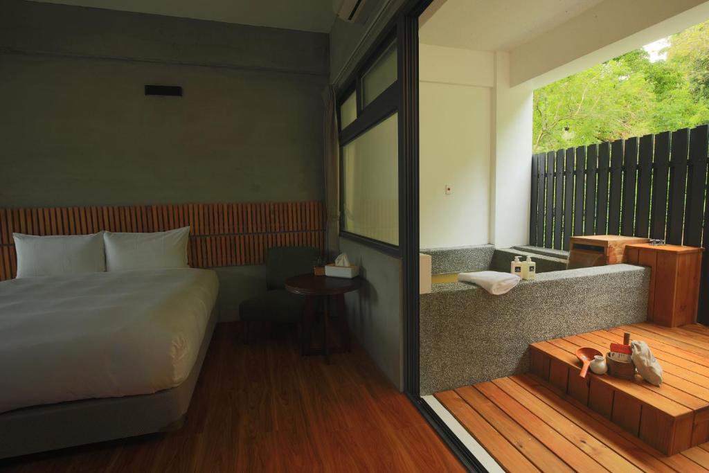 豪華雙人房-附陽台的相片(第 4 張)