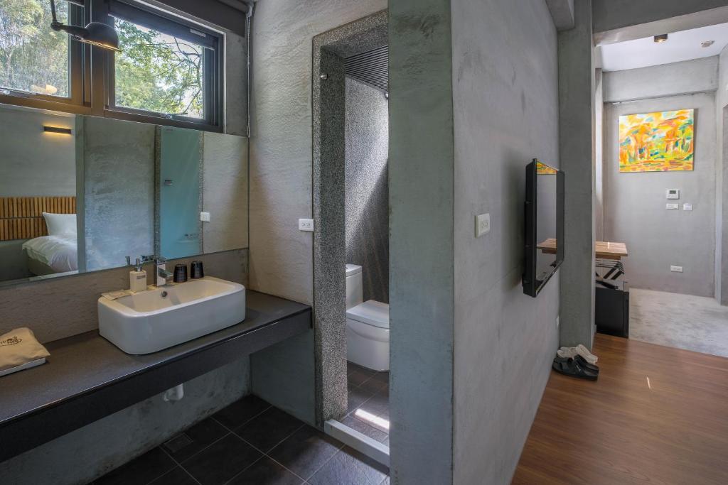 豪華雙人房-附陽台的相片(第 6 張)