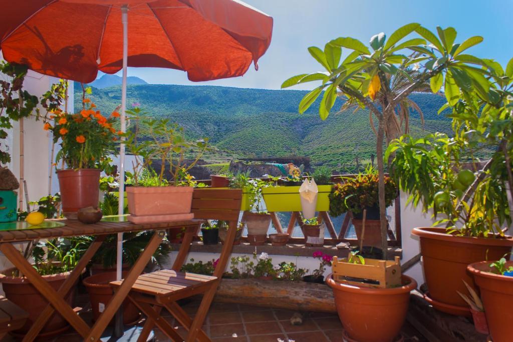 Un restaurante o sitio para comer en La Casilla