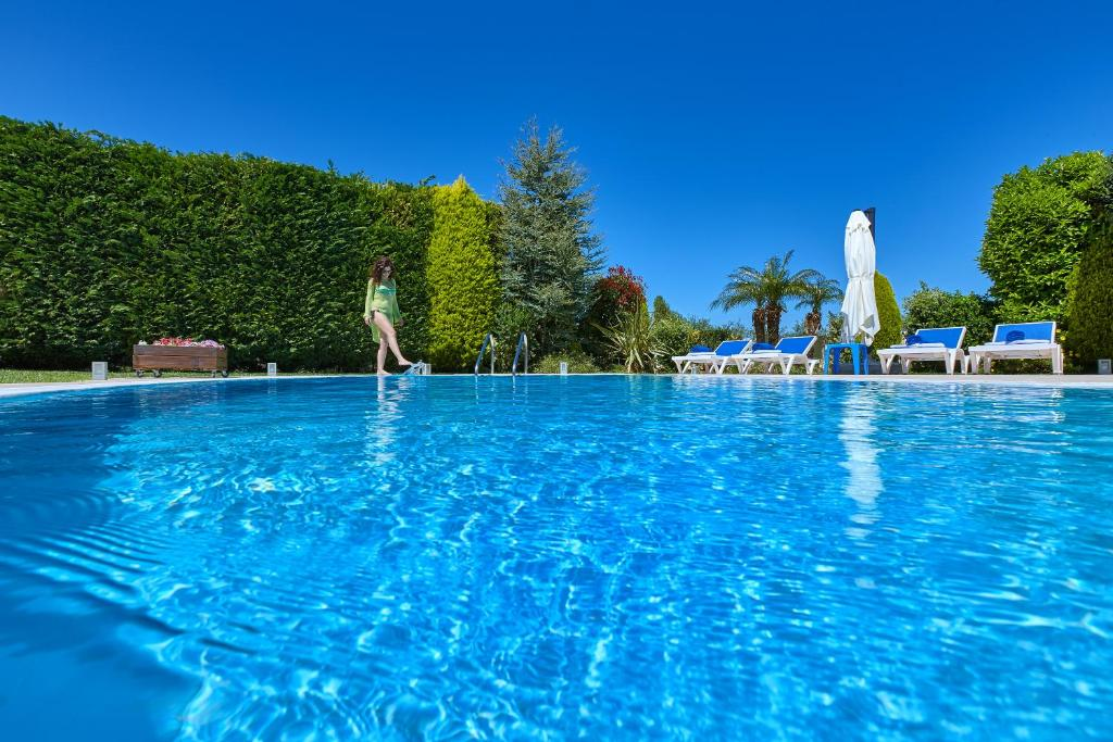 The swimming pool at or near Villa Boutique Residence