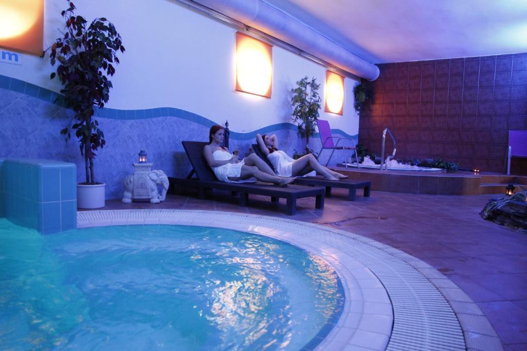Wellness Hotel Synot Uherske Hradiste, Czech Republic