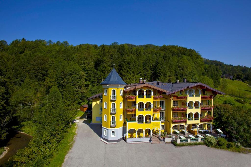 Hotel Fischerwirt Natur WaldSPA