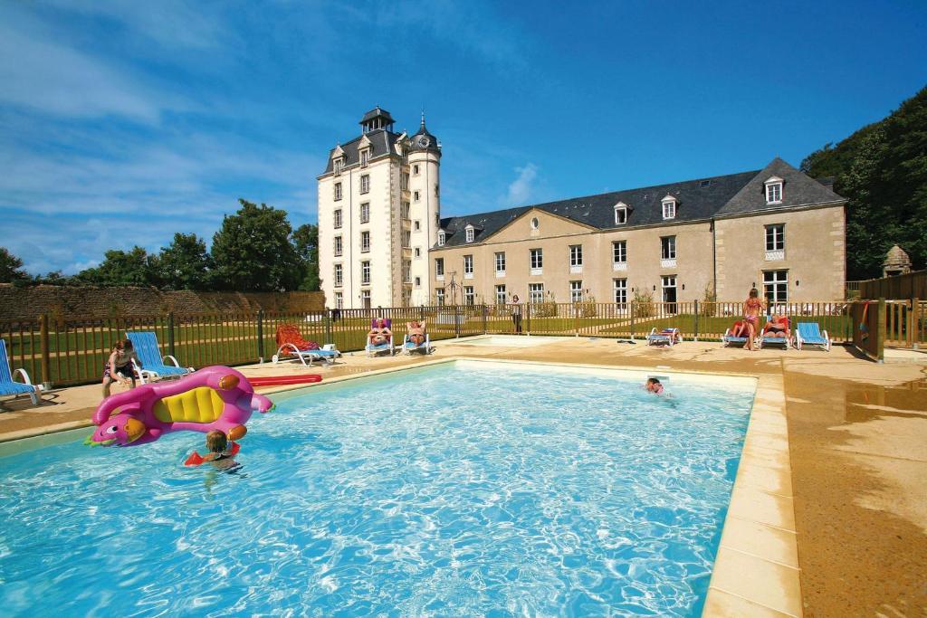 Résidence Prestige Odalys Le Château de Kéravéon