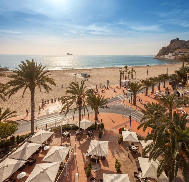 Gran Hotel Delfin Benidorm, Spain