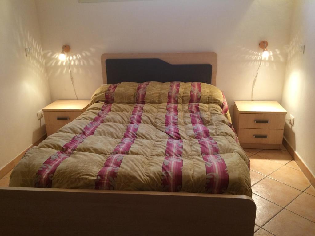 Un ou plusieurs lits dans un hébergement de l'établissement Central Station Apartments