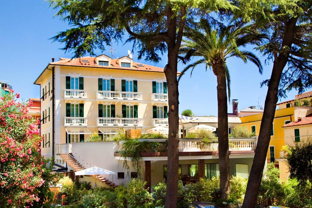 Hotel Lamberti Alassio, Italy