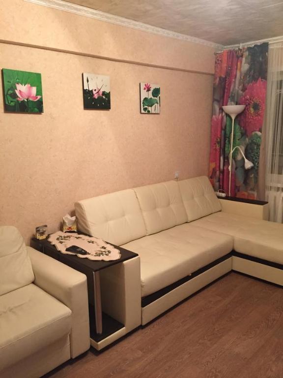 Гостиная зона в Apartment Frunze 23