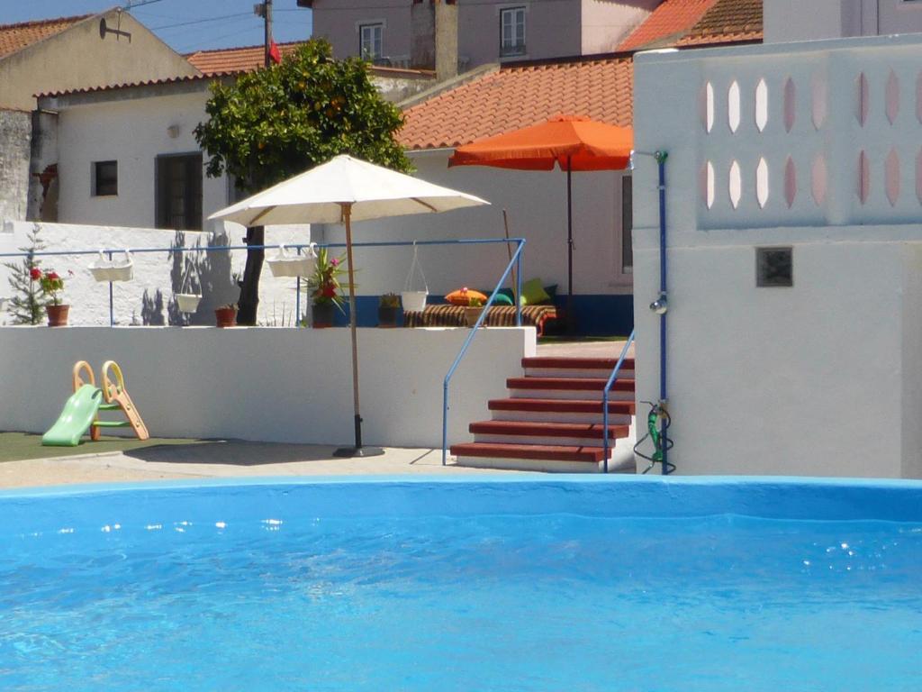 A piscina em ou perto de Casa do Porto Carvão