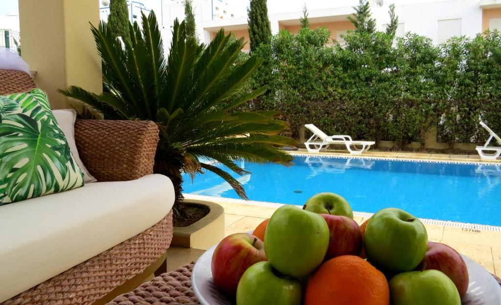 The swimming pool at or near Villa Moments - Guest House