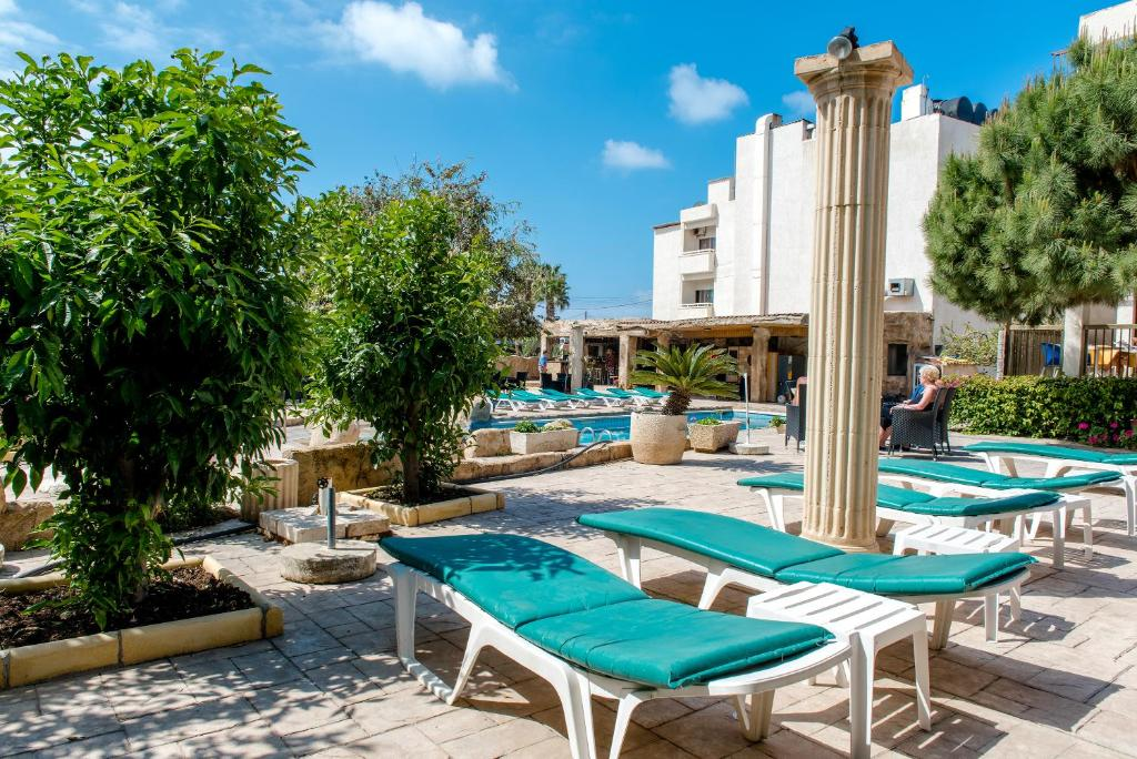 King's Hotel Paphos City, Cyprus
