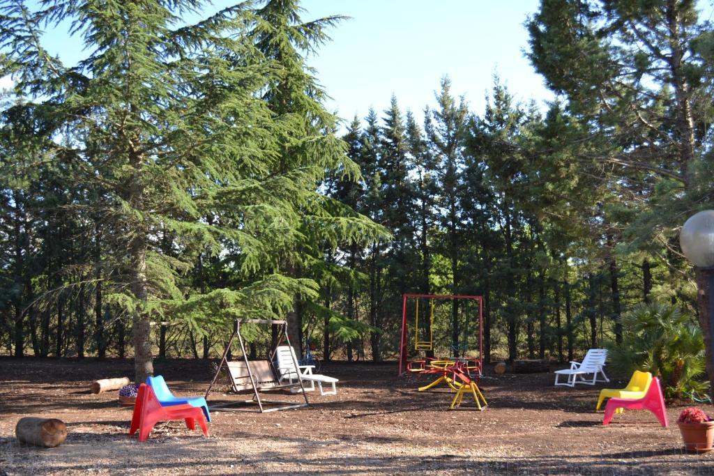 Area giochi per bambini di B&B Le Stagioni