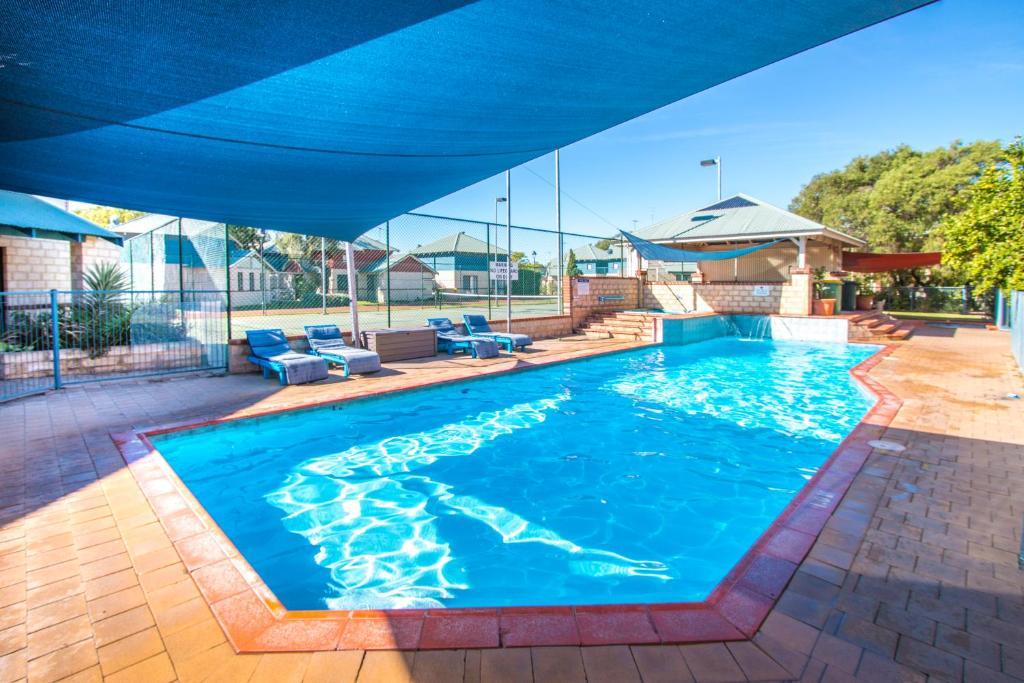 The swimming pool at or near Amalfi Resort