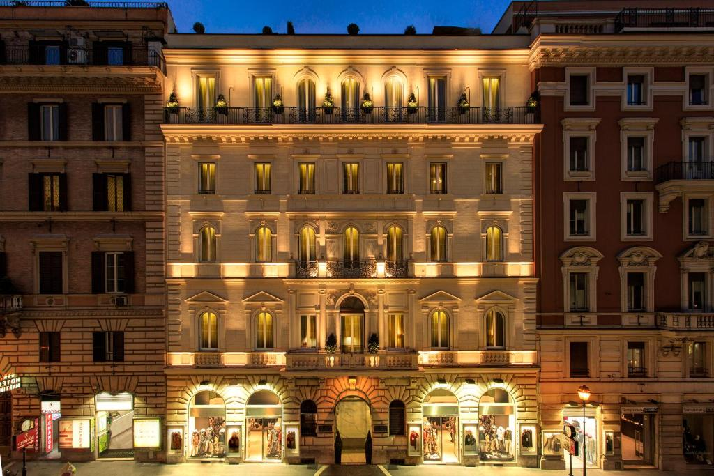 luxury Rome Hotels