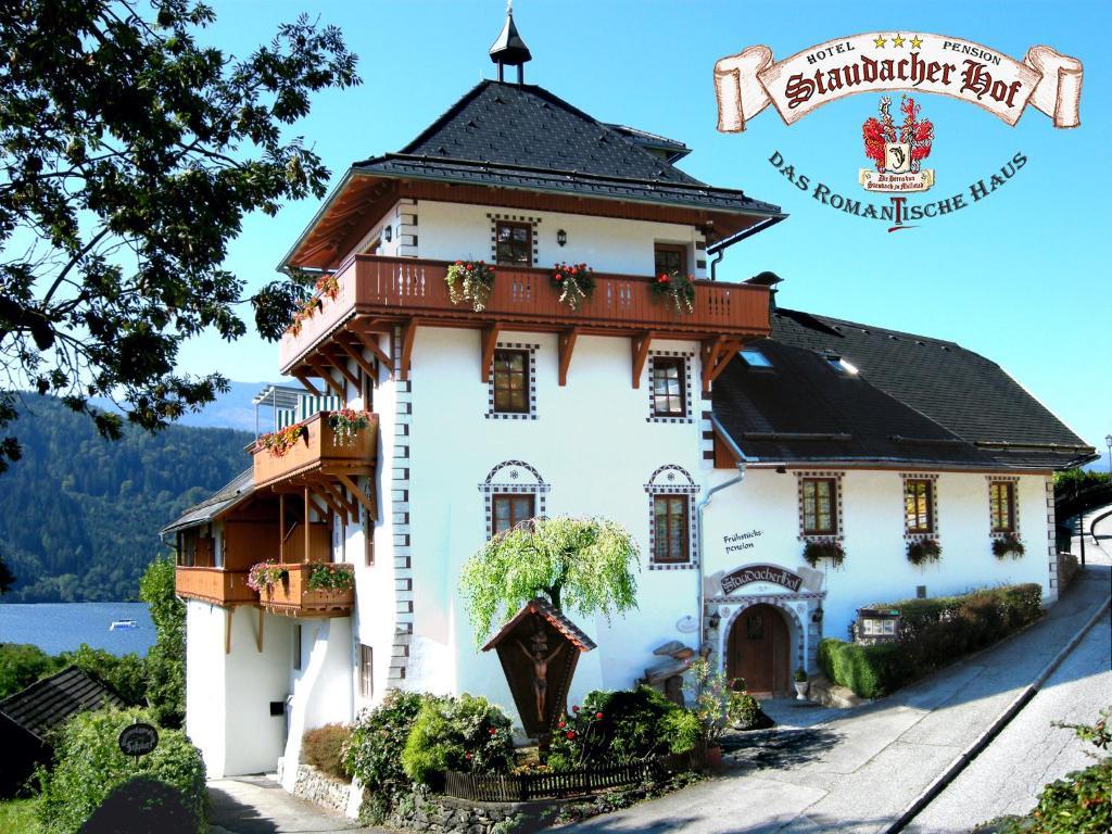 Staudacher Hof-Das Romantische Haus Millstatt, Austria