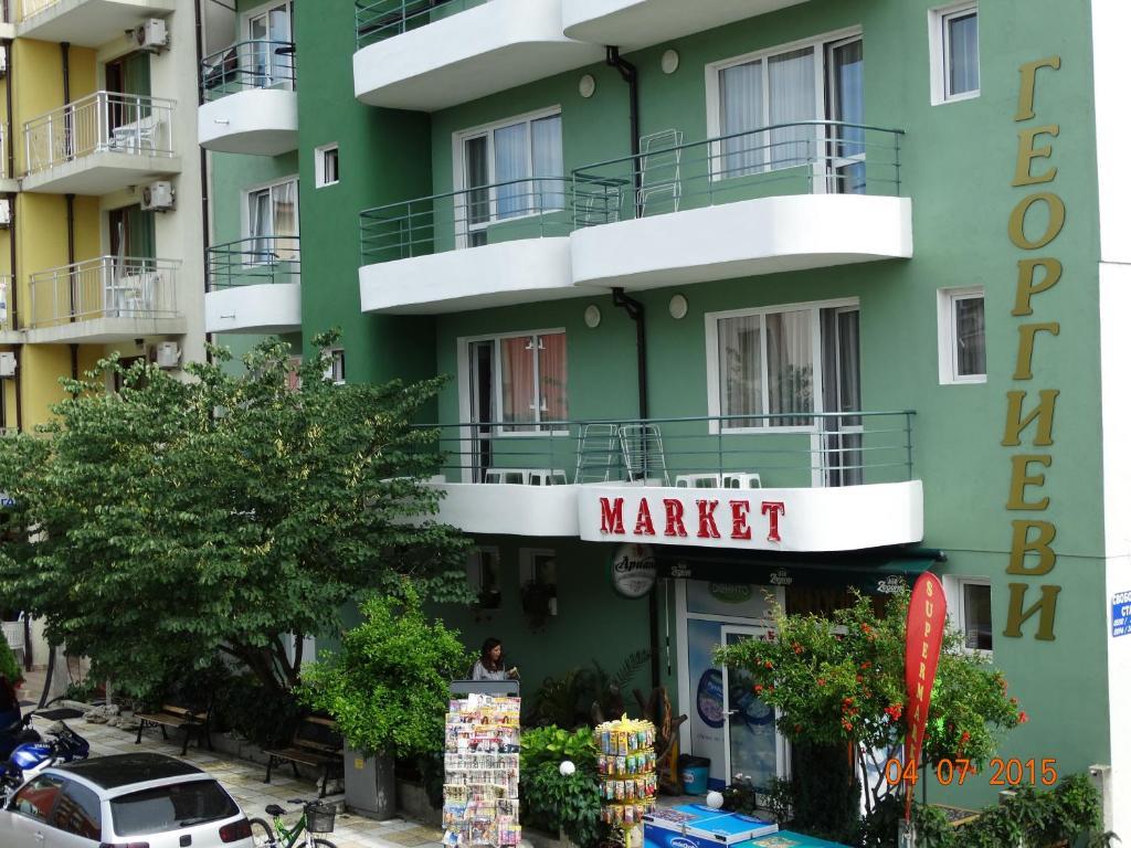 Georgievi Hotel Primorsko, Bulgaria