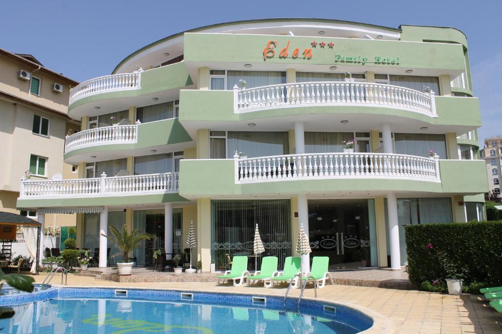 Hotel Eden Sveti Vlas, Bulgaria