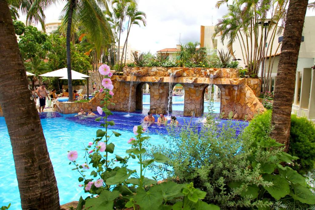 The swimming pool at or near Hotel Prive