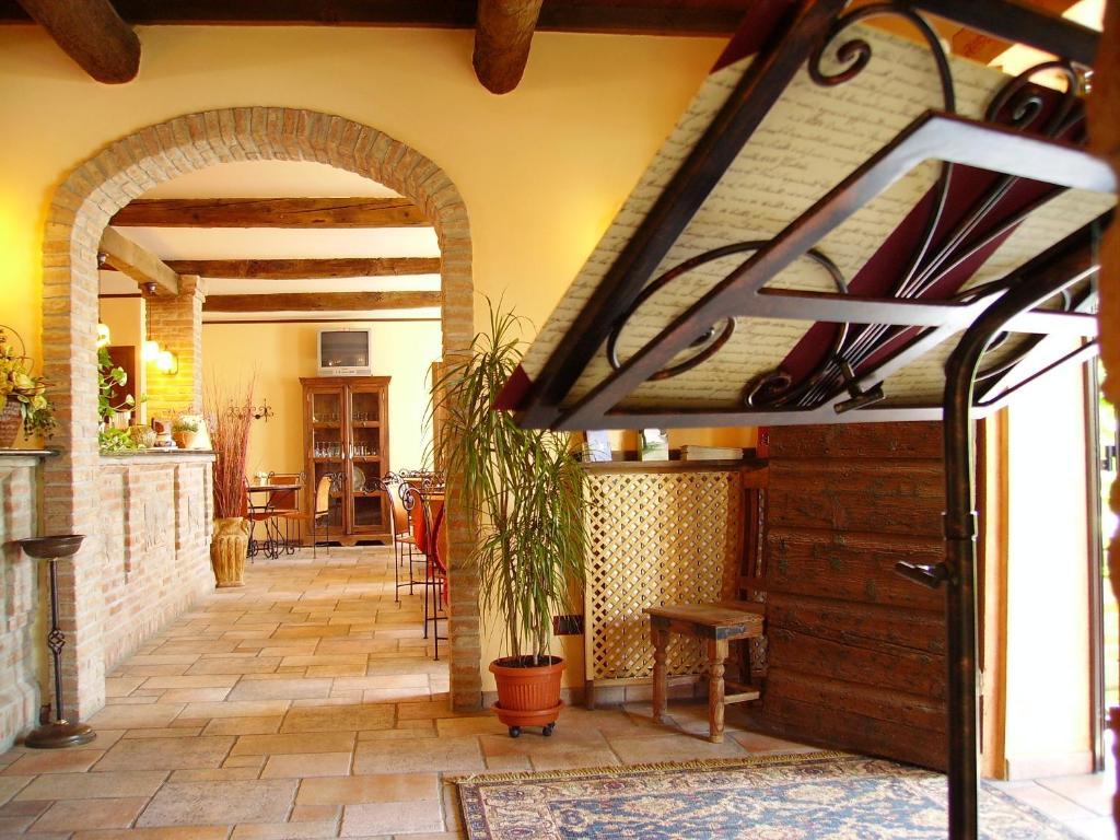 Hotel Antico Casale - Laterooms