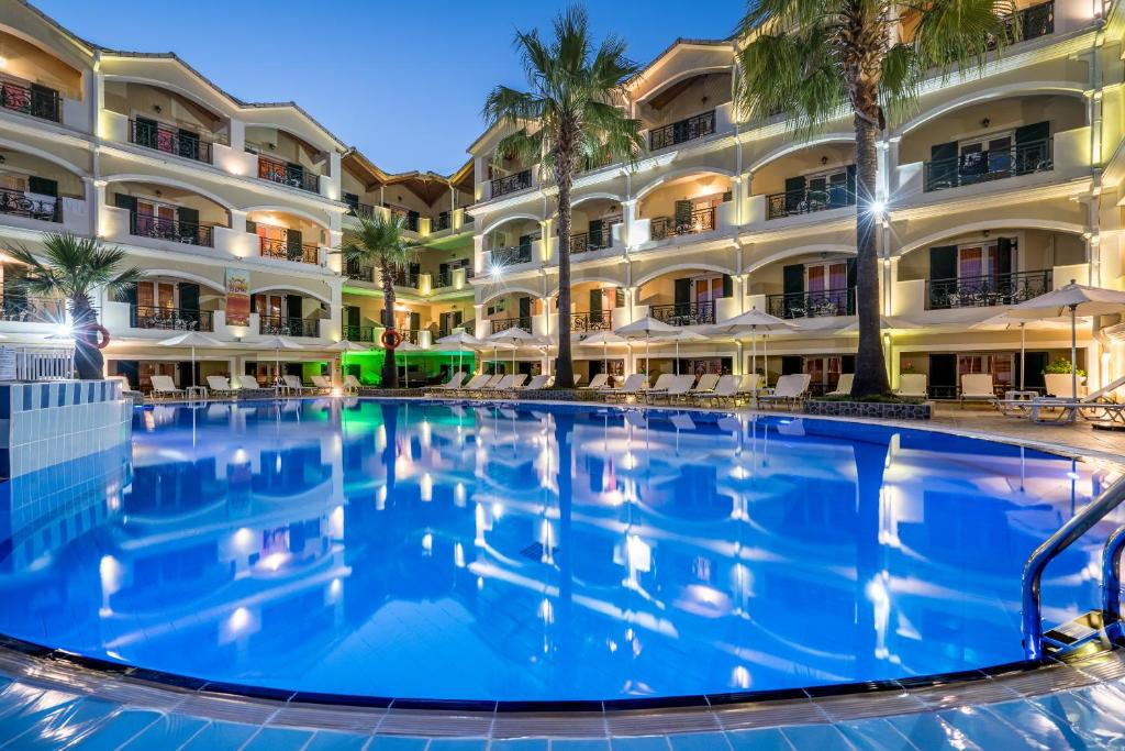 The swimming pool at or close to Zante Atlantis Hotel