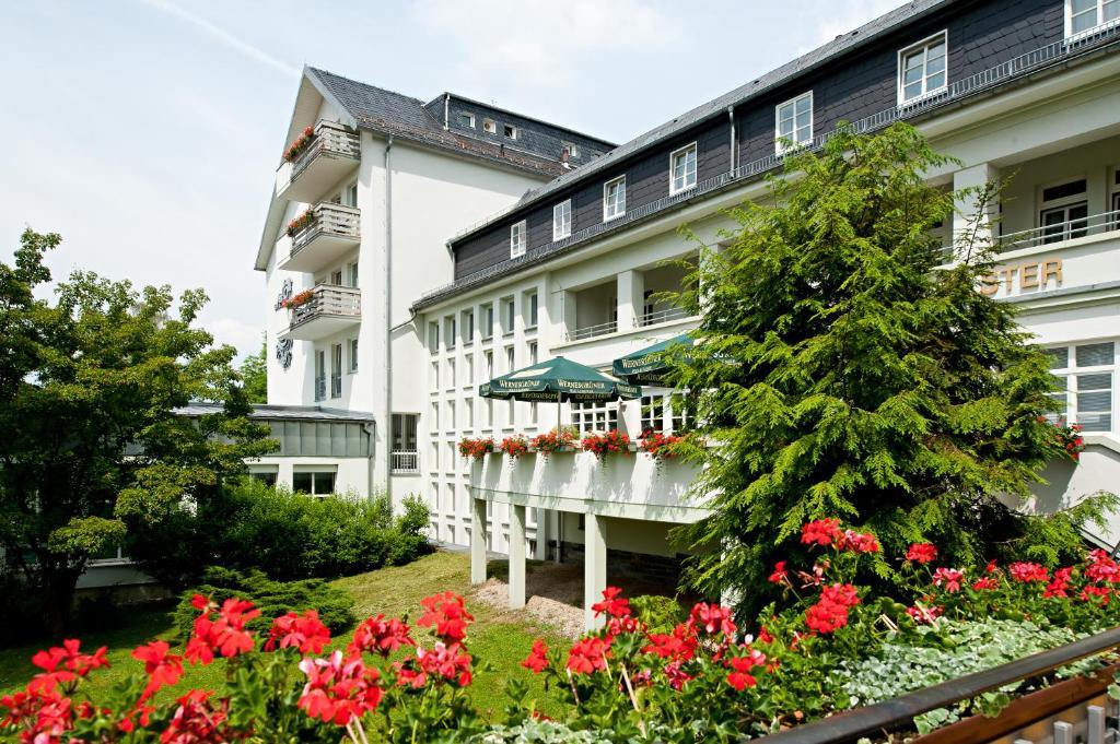 Vitalhotel Weisse Elster Bad Elster, Germany